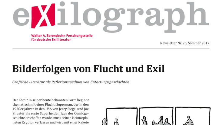 Exilograph Nr. 26
