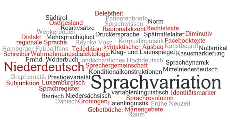 8. Kolloquium des Forums Sprachvariation der Internationalen Gesellschaft für Dialektologie des Deutschen (IGDD)
