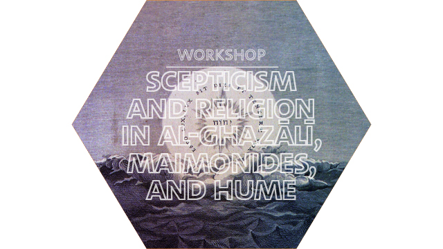 Workshop: Scepticism and Religion