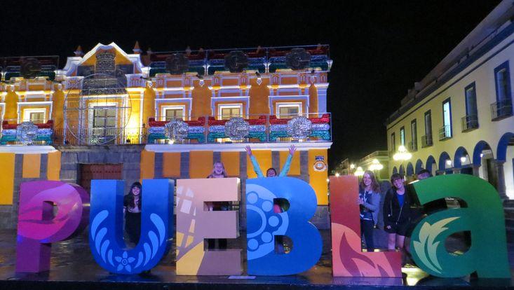 Austausch in Puebla 2016