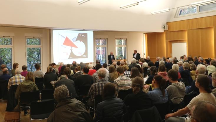 Vortrag von Nikolaus Katzer