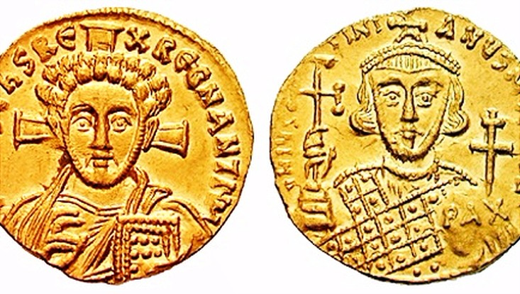 solidus coins