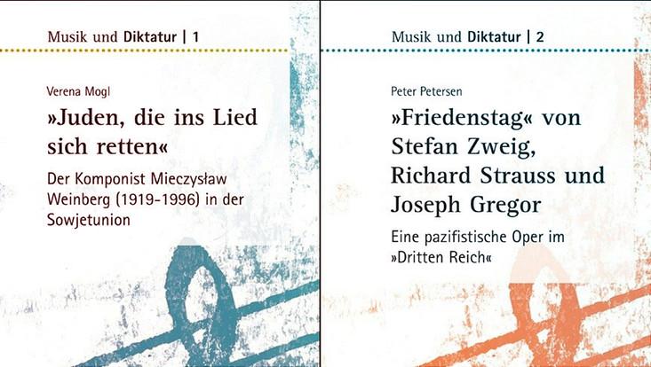 Schriftenreihe Musik+Diktatur