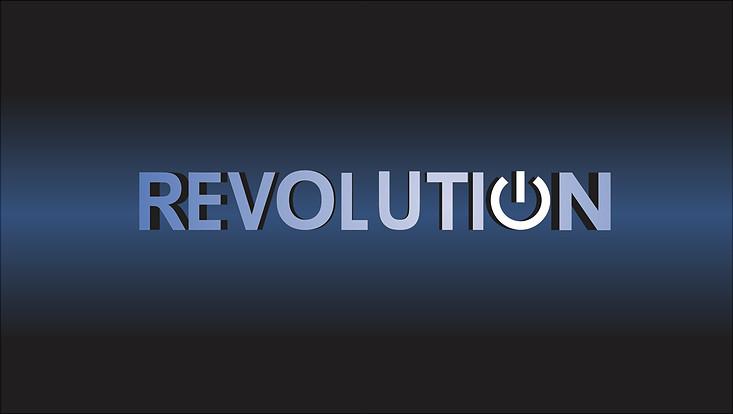 Schrift Revolution