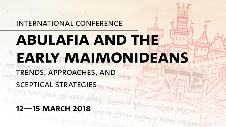 Abulafia Conference 2018