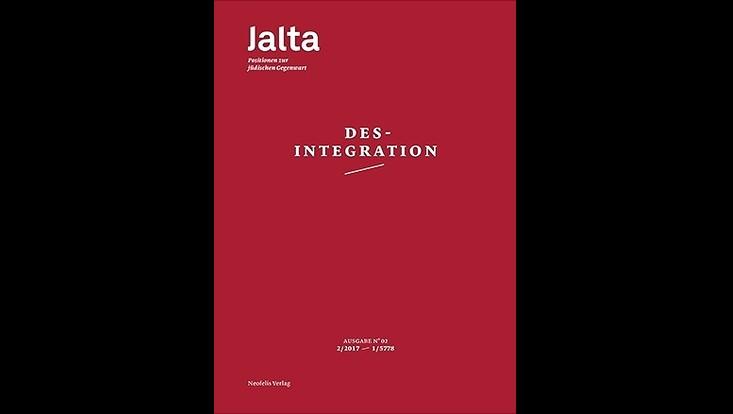 Cover Zeitschrift Jalta