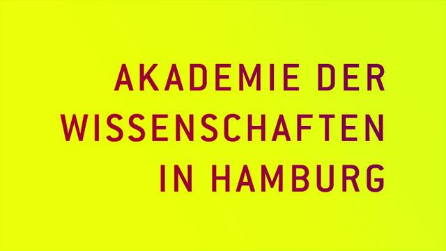 Logo der Akademie der Wissenschaften in Hamburg