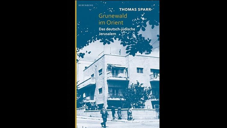 Cover Grunewald im Orient
