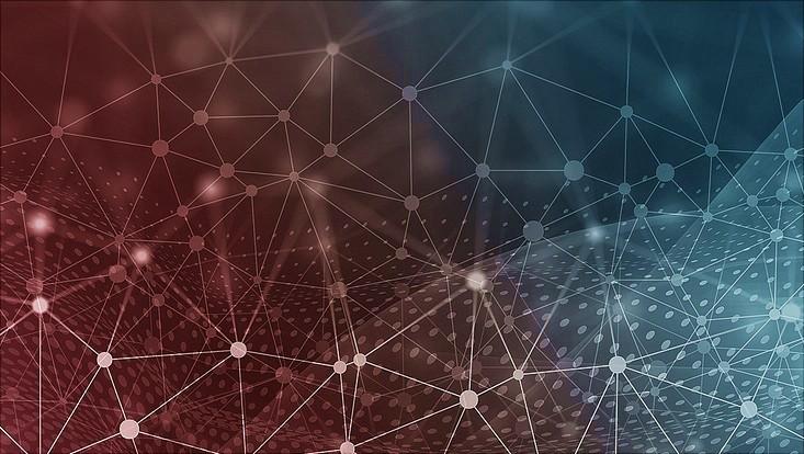 Netzwerk-Grafik