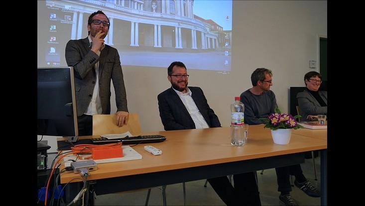 Daniel Kulle, Heinz Hiebler, Thomas Klein, Joan Bleicher