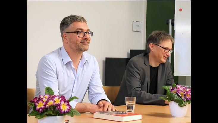 Oliver Schmidt, Thomas Weber