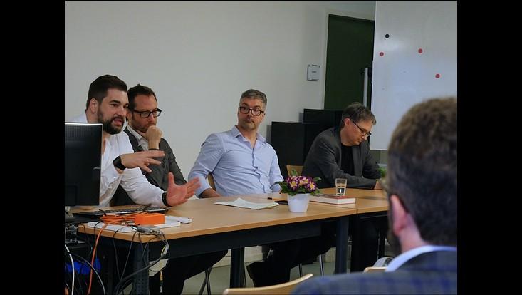 Florian Mundhenke, Daniel Kulle, Oliver Schmidt, Thomas Weber
