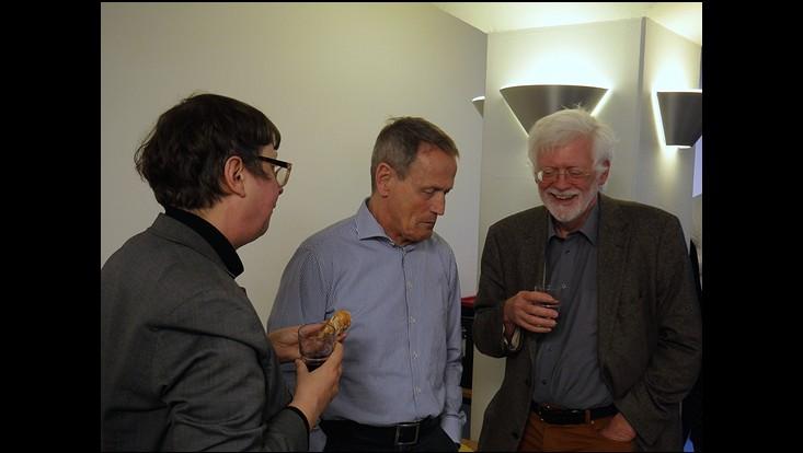 Joan Bleicher, Hans.Harald Müller, Knut Hickethier