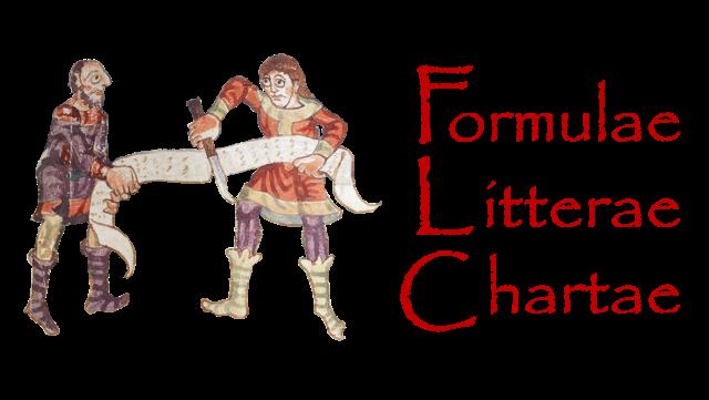 Logo Langzeitvorhaben Formulae-Litterae-Chartae
