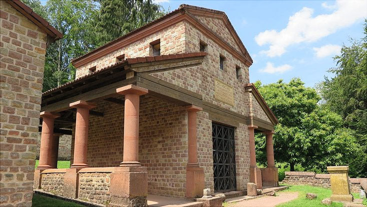 Tempelbezirk Tawern