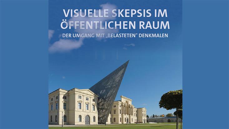 Ausstellungsplakat Visuelle Skepss